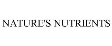 NATURE'S NUTRIENTS