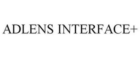 ADLENS INTERFACE+