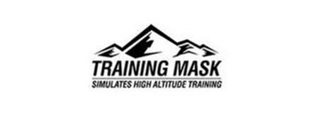 TRAINING MASK SIMULATES HIGH ALTITUDE TRAINING