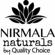NIRMALA NATURALS BY QUALITY CHOICE
