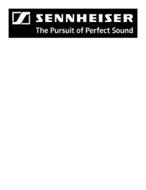 S SENNHEISER THE PURSUIT OF PERFECT SOUND