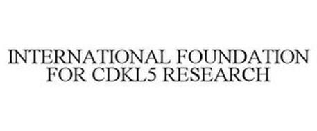INTERNATIONAL FOUNDATION FOR CDKL5 RESEARCH