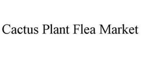 CACTUS PLANT FLEA MARKET