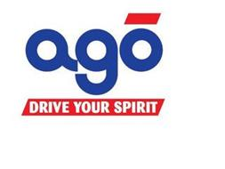 AGO DRIVE YOUR SPIRIT
