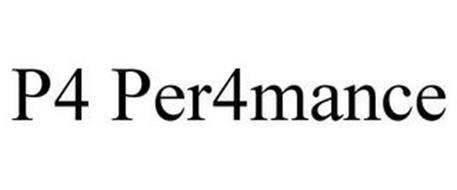 P4 PER4MANCE
