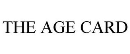 THE AGE CARD