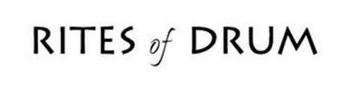 RITES OF DRUM