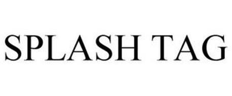 SPLASH TAG