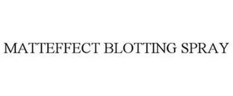 MATTEFFECT BLOTTING SPRAY