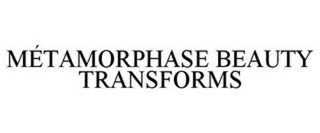 MÉTAMORPHASE BEAUTY TRANSFORMS