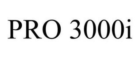 PRO 3000I