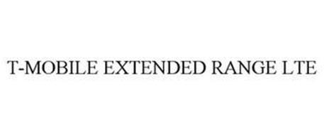 T-MOBILE EXTENDED RANGE LTE