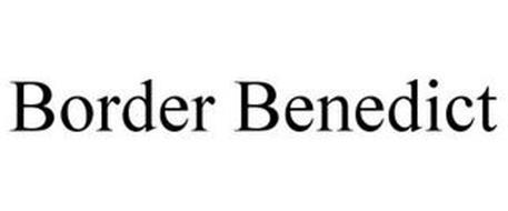 BORDER BENEDICT
