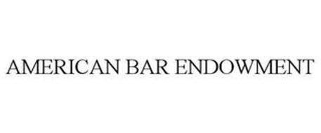 AMERICAN BAR ENDOWMENT