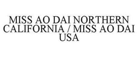 MISS AO DAI NORTHERN CALIFORNIA / MISS AO DAI USA