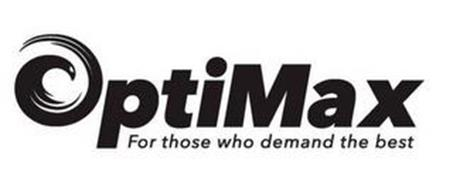 OPTIMAX FOR THOSE WHO DEMAND THE BEST