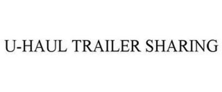U-HAUL TRAILER SHARING