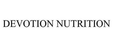 DEVOTION NUTRITION