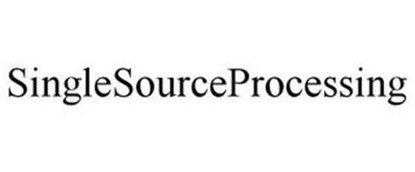SINGLESOURCEPROCESSING