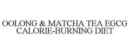 OOLONG & MATCHA TEA EGCG CALORIE-BURNING DIET