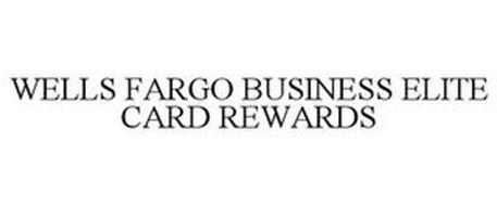 WELLS FARGO BUSINESS ELITE CARD REWARDS