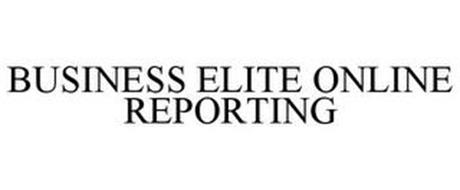 BUSINESS ELITE ONLINE REPORTING