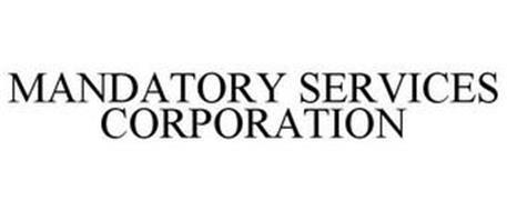 MANDATORY SERVICES CORPORATION
