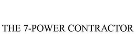 THE 7-POWER CONTRACTOR