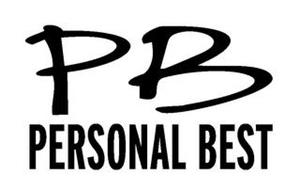 PB PERSONAL BEST