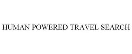 HUMAN POWERED TRAVEL SEARCH