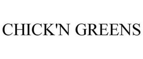 CHICK'N GREENS