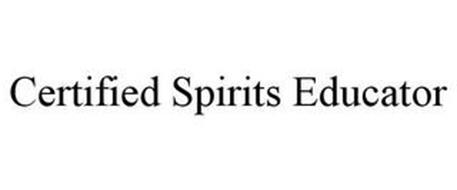 CERTIFIED SPIRITS EDUCATOR
