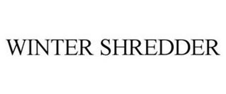 WINTER SHREDDER