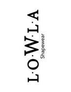 L.O.W.L.A SHAPEWEAR