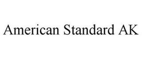 AMERICAN STANDARD AK