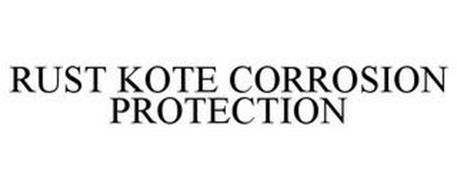 RUST KOTE CORROSION PROTECTION