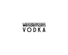 WENDERHOLM VODKA