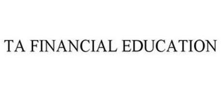 TA FINANCIAL EDUCATION
