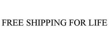 FREE SHIPPING FOR LIFE