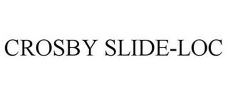 CROSBY SLIDE-LOC