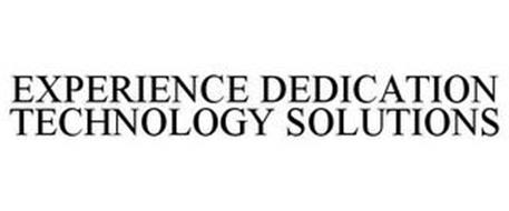 EXPERIENCE DEDICATION TECHNOLOGY SOLUTIONS