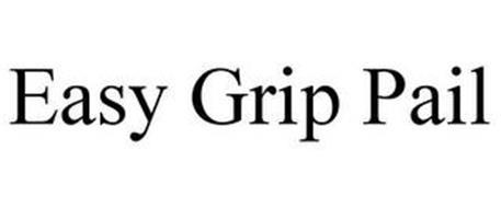 EASY GRIP PAIL
