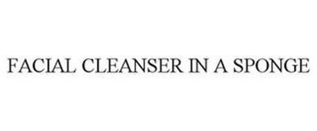 FACIAL CLEANSER IN A SPONGE