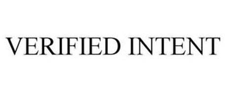 VERIFIED INTENT