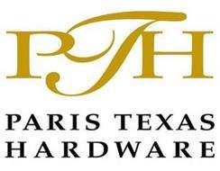 PTH PARIS TEXAS HARDWARE