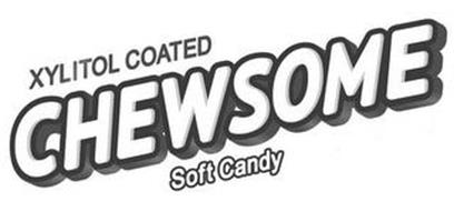 XYLITOL COATED CHEWSOME SOFT CANDY
