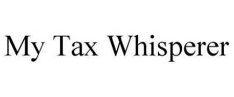 MY TAX WHISPERER