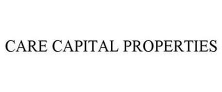 CARE CAPITAL PROPERTIES