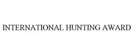 INTERNATIONAL HUNTING AWARD
