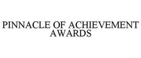 PINNACLE OF ACHIEVEMENT AWARDS